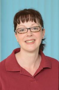 Schwester Sabine aus der Zahnarztpraxis Dr. Clauß in Leipzig