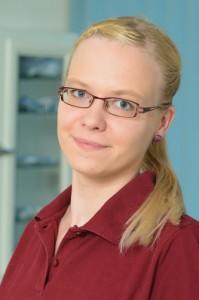 Schwester Susi aus der Zahnarztpraxis Dr. Clauß in Leipzig