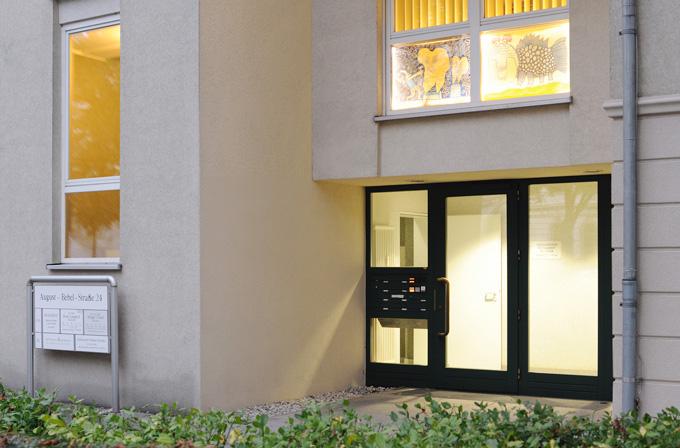 Zahnarztpraxis August-Bebel-Straße 24